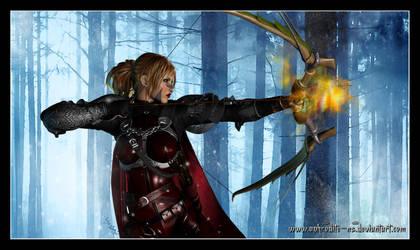Norn Ranger by Aphrodite-NS