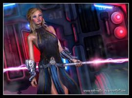 Darth Silvaran by Aphrodite-NS