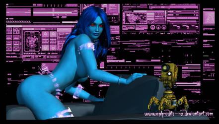 Phailin - Pinup by Aphrodite-NS