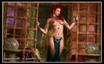 Red - Jaz'mina Navarro by Aphrodite-NS