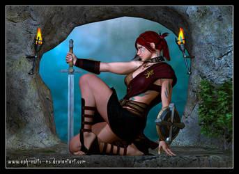 Valkyrie by Aphrodite-NS