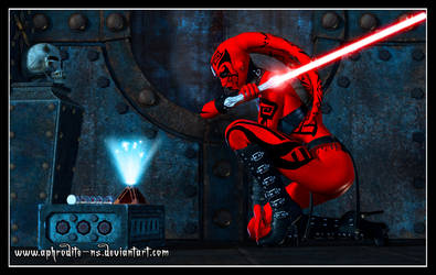Darth Talon and the Holocron by Aphrodite-NS