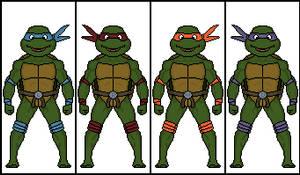 Teenage Mutant Ninja Turtles by dannysmicros