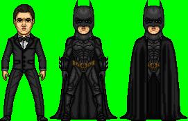 Batman - Christian Bale by dannysmicros