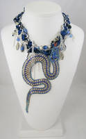 Blue snake by bchurch