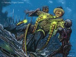 Initiation of Glaaki by JakeMurray