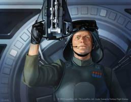 General Veers by JakeMurray