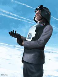 Star Wars Legion: General Veers by JakeMurray