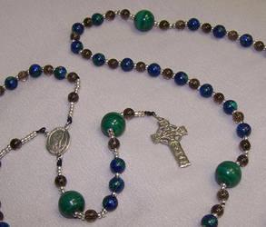 Carl's Rosary 4 by davensjournal