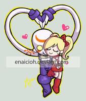You Electrify Me by Enaicioh