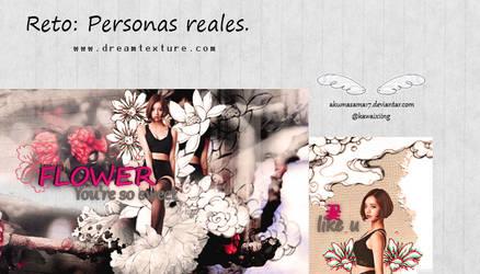 Reto personas reales #1 by akumasama17
