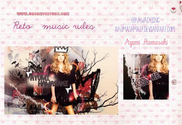 Reto: music rules by akumasama17