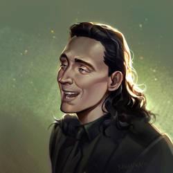 Loki by rakavka