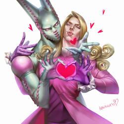 Valentine by rakavka