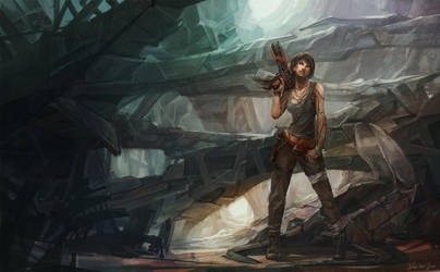 Lara Croft by zongdatdo811