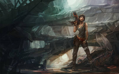 Lara Croft By Zongdatdo811-d5w8pfa by zongdatdo811
