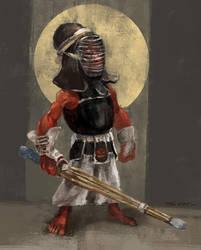 Samuraiskendo by zongdatdo811