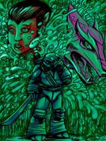 Sorrow for Karai by BaneNascent