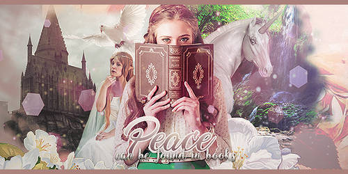 Concours graphisme theme paix by quizda31
