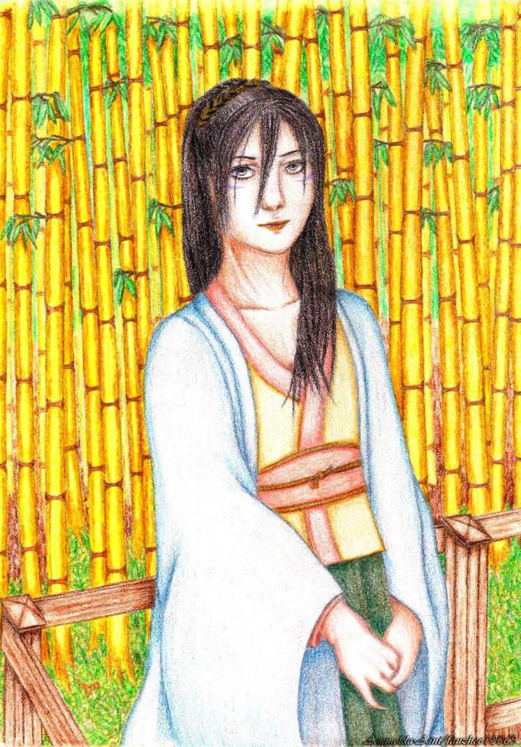 OPM: Onsoku no Sonic - Yellow Bamboo (Goryeo AU) by Ammelda-Aini