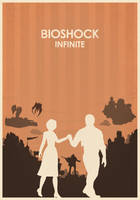 Bioshock Infinite by Deluxepepsi