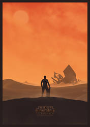 The Force Awakens by Deluxepepsi