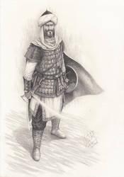 Karakter Cizimleri - Character Drawings 044 by FREEdige
