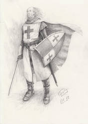 Karakter Cizimleri - Character Drawings 045 by FREEdige