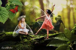 Celebrating Spring by nrcArt