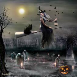 Samhain by nrcArt