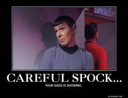 Spock Again... by SpockHorror