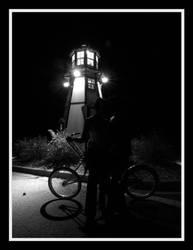 My lighthouse by mrjohnnyc