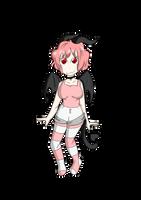 Reika Kaori (character from the manga im making) by XxFluffxXlol