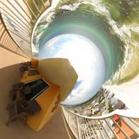 Crystal Ball Of The Sea by B-JacobDawson
