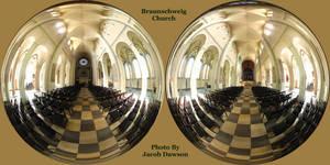 Braunschweig Church Equisolid by B-JacobDawson