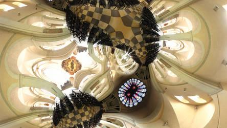 Church Orbit 2 by B-JacobDawson