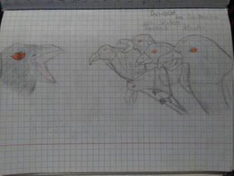 Code Lyoko - Crows by RUNEPATRIARCH