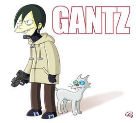 Simpsons Nishi by GantzAistar