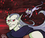 Crappy old Magus by GantzAistar