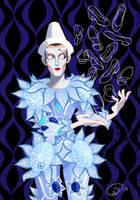 Ashes to Ashes David Bowie by GantzAistar