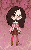Angry girl by GantzAistar