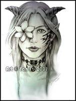 Flower Vision by Neurophoria