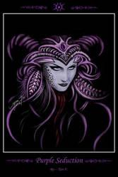 Purple  Seduction by Neurophoria