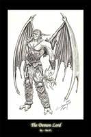 Demon Lord by Neurophoria