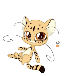 Cheetah Kwamisona by Catacalysm