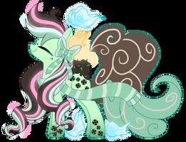 Rainbow Power Minty by Catacalysm