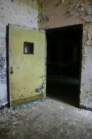 Abandoned Room Stock by AliDee33
