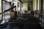 Abandoned Asylum Stock by AliDee33