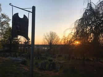 Ye Antientist Burial Ground (Stock) by AliDee33