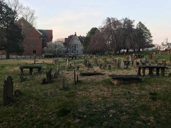 Burial Grounds 1 Stock by AliDee33